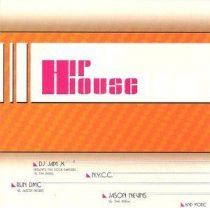 VÁLOGATÁS - Hip House CD