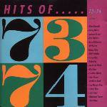 VÁLOGATÁS - Hits Of 73-74 CD