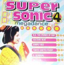 VÁLOGATÁS - Supersonic 4 CD