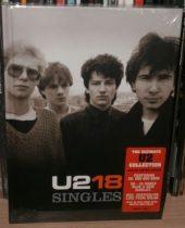 U2 - 18 Singles /cd+dvd/ CD