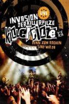KILLERPILZE - Invasion Der Killerpilze Live DVD