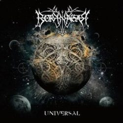 BORKNAGAR - Universal / cd+dvd / CD
