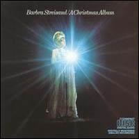 BARBRA STREISAND - Christmas Album CD