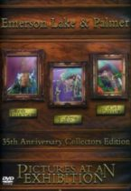 EMERSON, LAKE & PALMER - Pictures At An Exhibition DVD