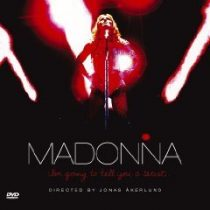 MADONNA - I'm Going To Tell You A Secret /cd+dvd/ CD