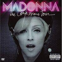 MADONNA - Confessions Tour /cd+dvd/ CD