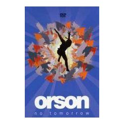 ORSON - No Tomorrow DVD