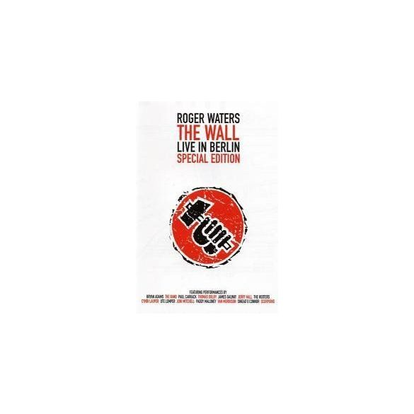 ROGER WATERS - The Wall Live In Berlin /spec:edition/ DVD