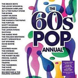 VÁLOGATÁS - 60's Pop Annual / vinyl bakelit / 2xLP