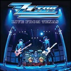 ZZ TOP - Live From Texas CD