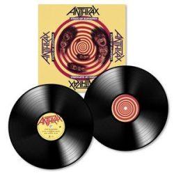 ANTHRAX - State Of Euphoria / vinyl bakelit / 2xLP