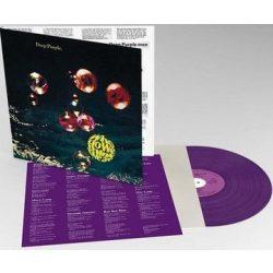 DEEP PURPLE - Who Do We Think We Are/ limitált színes vinyl bakelit / LP