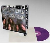 DEEP PURPLE - Machine Head / limitált színes vinyl bakelit / LP