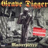 GRAVE DIGGER - Masterpieces CD