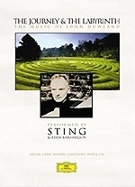 STING - The Journey & The Labyrinth /cd+dvd/ CD