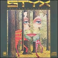 STYX - The Grand Illusion CD