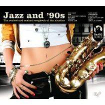 VÁLOGATÁS - Jazz And '90s CD