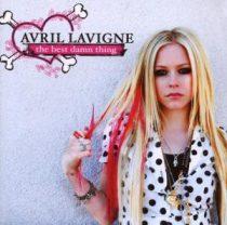 AVRIL LAVIGNE - The Best Damn Thing CD