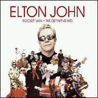 ELTON JOHN - Rocket Man The Definitive Hits Best Of CD