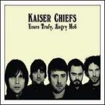 KAISER CHIEFS - Yours Truly, Angry Mob /EE verzió/ CD