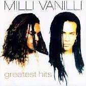 MILLI VANILLI - Greatest Hits CD