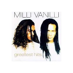 MILLI VANILLI - Greatest Hits CD