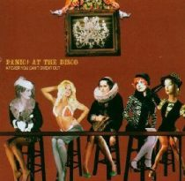 PANIC! AT THE DISCO - A Fever Can't Sweat Out CD