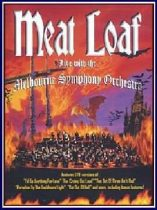 MEAT LOAF - Live With The Melbourne Symphone Orch DVD