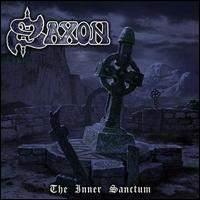 SAXON - The Inner Sanctum /bonus dvd/ CD