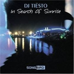 TIESTO - In Search Of Sunrise 1 CD
