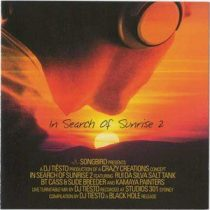 TIESTO - In Search Of Sunrise 2 CD