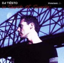 TIESTO - In Search Of Sunrise 3 ( Panama ) CD