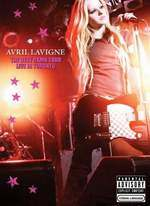 AVRIL LAVIGNE - The Best Damn Tour DVD