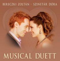 BERECZKI ZOLTÁN ÉS SZINETÁR DÓRA - Musical Duett CD