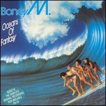 BONEY M - Oceans Of Fantasy CD