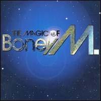 BONEY M - The Magic Of Boney M CD