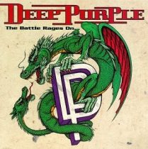 DEEP PURPLE - Battle Rages On CD