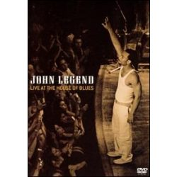 JOHN LEGEND - Live At The House Of Blues DVD