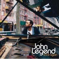 JOHN LEGEND - Once Again CD