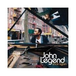 JOHN LEGEND - Once Again CD