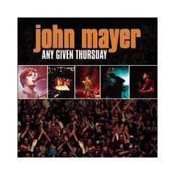 JOHN MAYER - Any Given Thursday CD