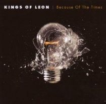 KINGS OF LEON - Because Of The Times CD