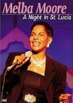 MELBA MOORE - A Night In St. Lucia DVD