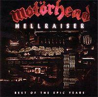 MOTORHEAD - Hellraiser Best Of Epic Years CD