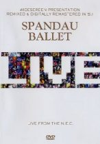 SPANDAU BALLET - Live From The Nec DVD