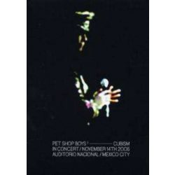 PET SHOP BOYS - Cubism In Concert DVD