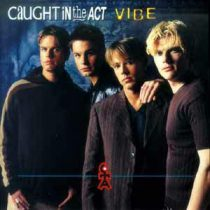 CAUGHT IN THE ACT - Vibe CD