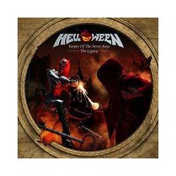 HELLOWEEN - Keeper Of The Seven Keys - The Legacy ( Dupla digipack ) / 2cd / CD