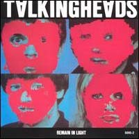 TALKING HEADS - Remain In Light /cd+dvd/ CD