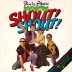 ROCKY SHARPE & THE REPLAYS - Shout Shout CD
